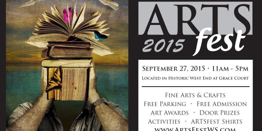 artsfest ad for posting