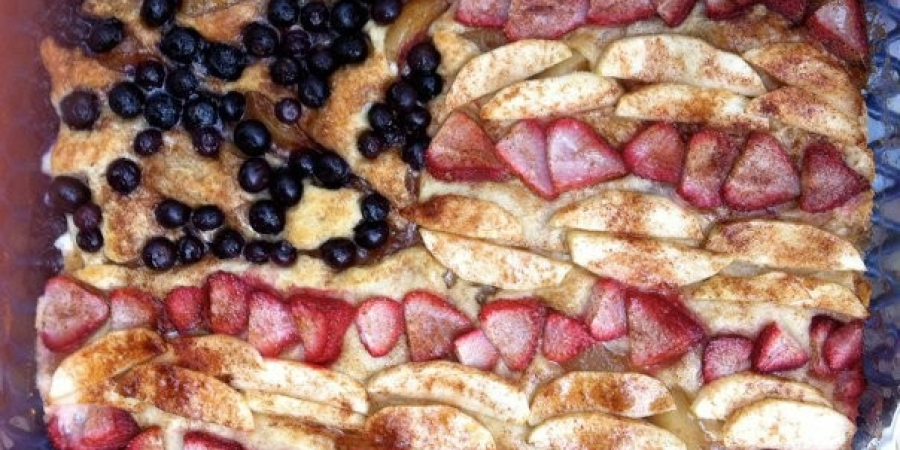 july-4th-flag-apple-pie